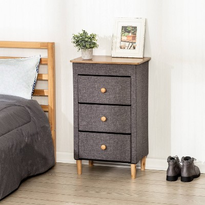 Honey-Can-Do 3-Drawer Storage Organizer