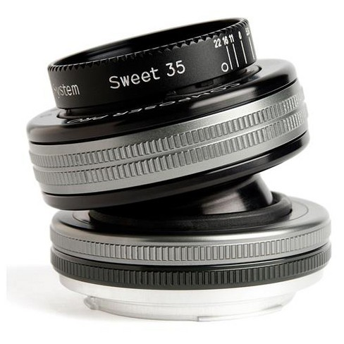 Lensbaby Composer Pro II with Sweet 35 Optic for Fuji X - image 1 of 4