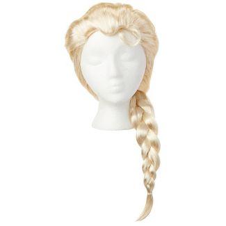 Disney Frozen 2 Elsa Wig