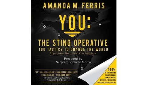 YOU: : The Sting Operative: 100 Tactics to Change the World Right from Your Own Neighborhive (Paperback) - image 1 of 1