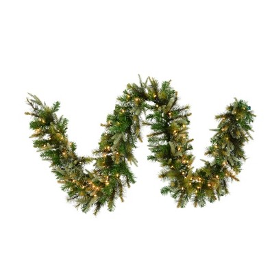 Vickerman Artificial Cashmere Pine Garland
