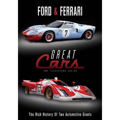 Great Cars Ford Ferrari Dvd 2020 Target