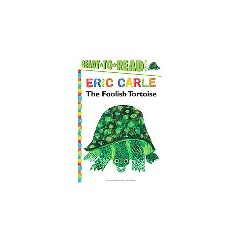 The Foolish Tortoise - (World of Eric Carle) by  Richard Buckley (Paperback) - image 1 of 1