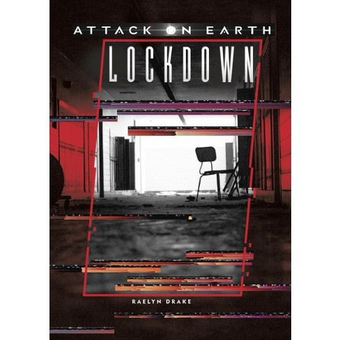 Lockdown Reprint Attack On Earth By Raelyn Drake Paperback
