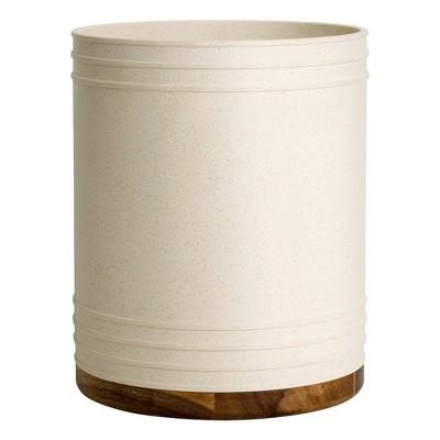 Marson Wastebasket Natural - Allure Home Creations