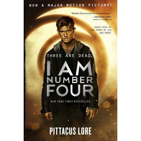 I Am Number Four ( Lorien Legacies) (Media Tie-In) (Hardcover) by Pittacus Lore - image 1 of 1