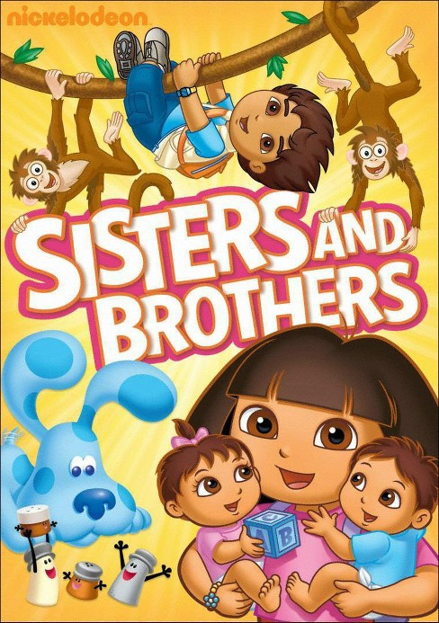 Nick Jr. Favorites: Sisters and Brothers - image 1 of 1
