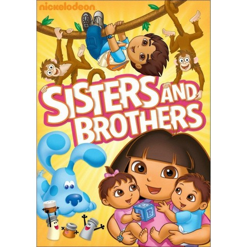 nick jr favorites sisters and brothers target