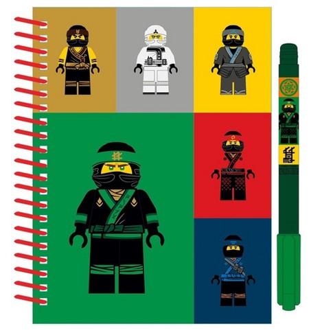 Blank Journal LEGO® Ninjago - image 1 of 2