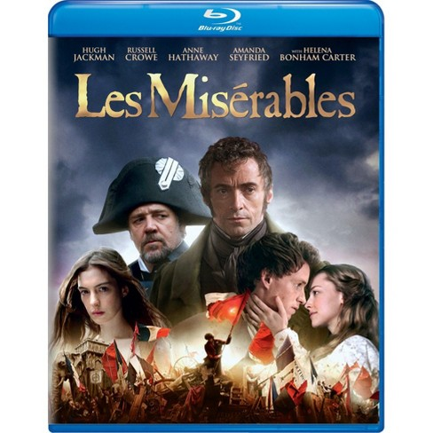 Les Miserables Blu Ray Target