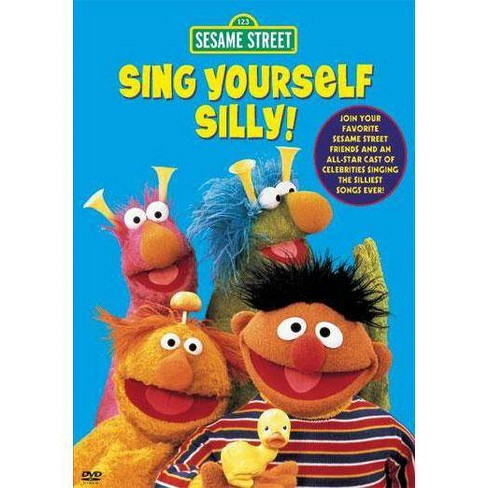 Sesame Street: Sing Yourself Silly (DVD) - image 1 of 1