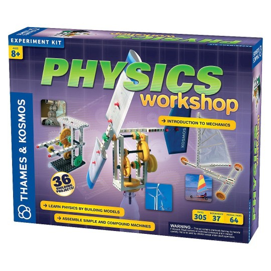Thames & Kosmos Physics Workshop image number null
