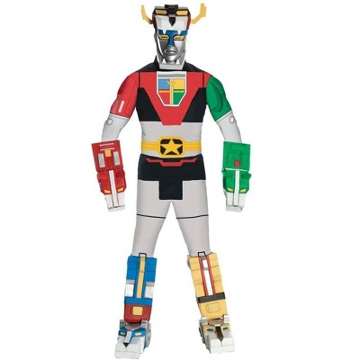 Rubie's Deluxe Voltron Adult Costume