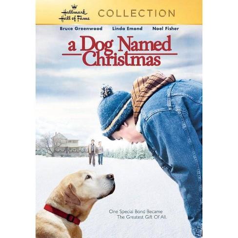 A Dog Named Christmas (DVD) - image 1 of 1