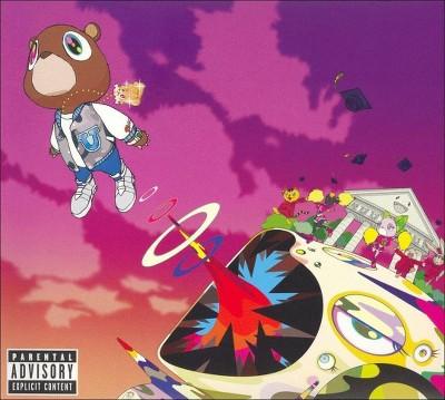 Kanye West - Graduation [Explicit Lyrics] (CD)