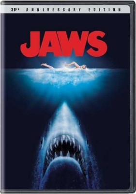 Jaws (Universal 30th Anniversary)(Includes Digital Copy)(UltraViolet)(dvd_video)