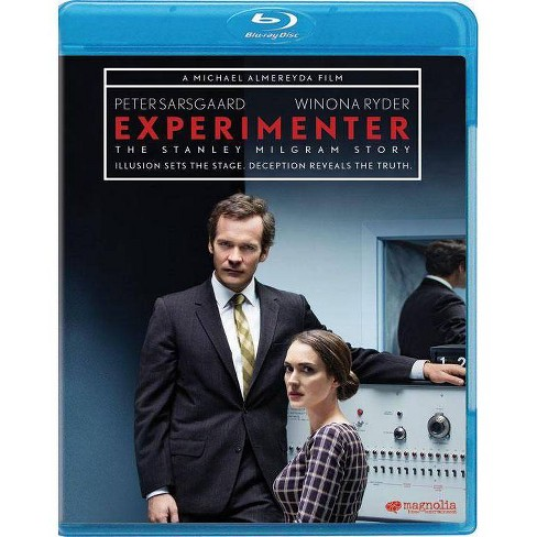 Experimenter (Blu-ray) - image 1 of 1