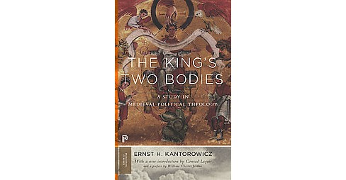King's Two Bodies : A Study in Medieval Political Theology (Paperback) (Ernst H. Kantorowicz) - image 1 of 1