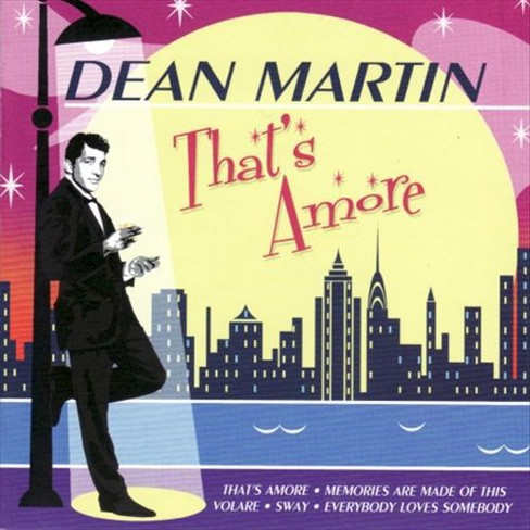 Dean martin - Thats amore (CD) - image 1 of 1