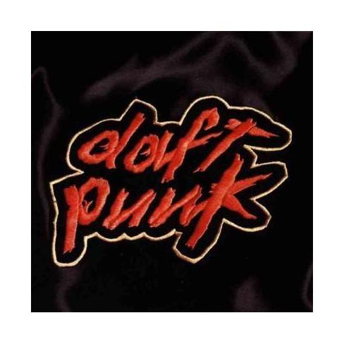 Daft Punk - Homework (CD) - image 1 of 2