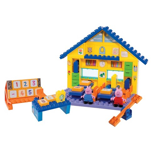 Peppa Pig Peppa S School Construction Set