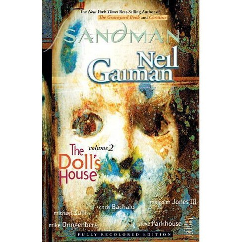 The Sandman Vol. 2: The Doll's House (New Edition) - (Sandman New Editions) by  Neil Gaiman (Paperback) - image 1 of 1