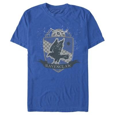 Men's Harry Potter Ravenclaw House Shield T-Shirt
