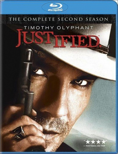 Justified: The Complete Second Season [3 Discs] [Blu-ray] - image 1 of 1