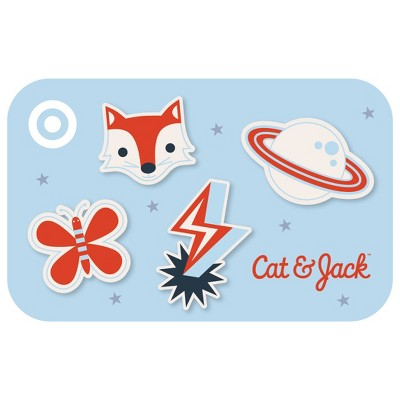 Cat and Jack GiftCard $100