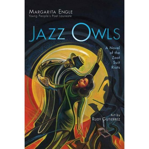 Jazz Owls - by  Margarita Engle (Hardcover) - image 1 of 1