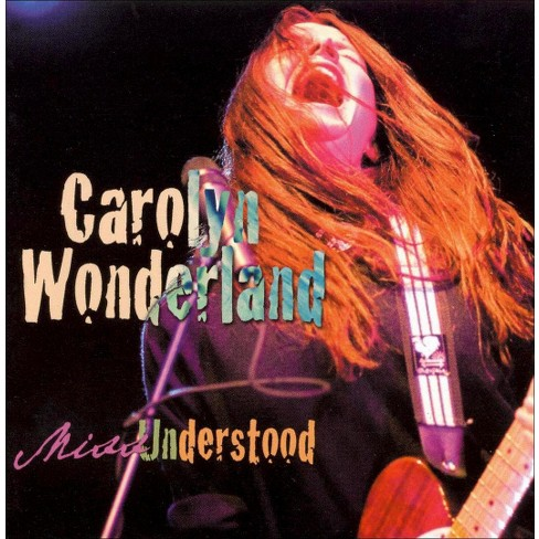 Miss Understood (CD) - image 1 of 4