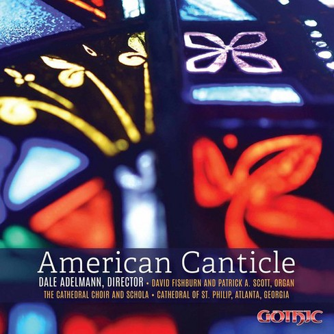 Dale Adelmann - American Canticle (CD) - image 1 of 1