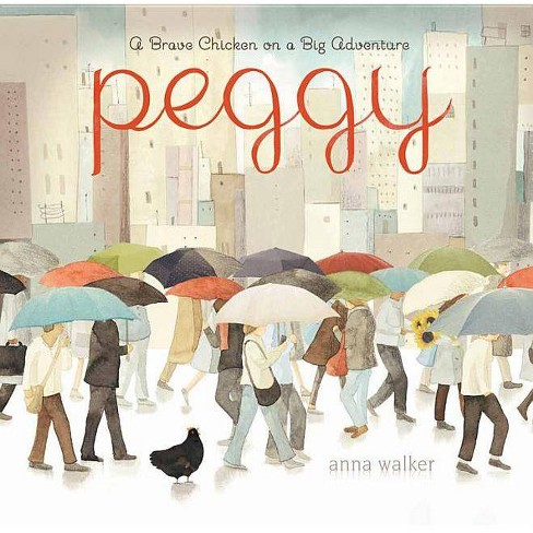 Peggy - by  Anna Walker (Hardcover) - image 1 of 1