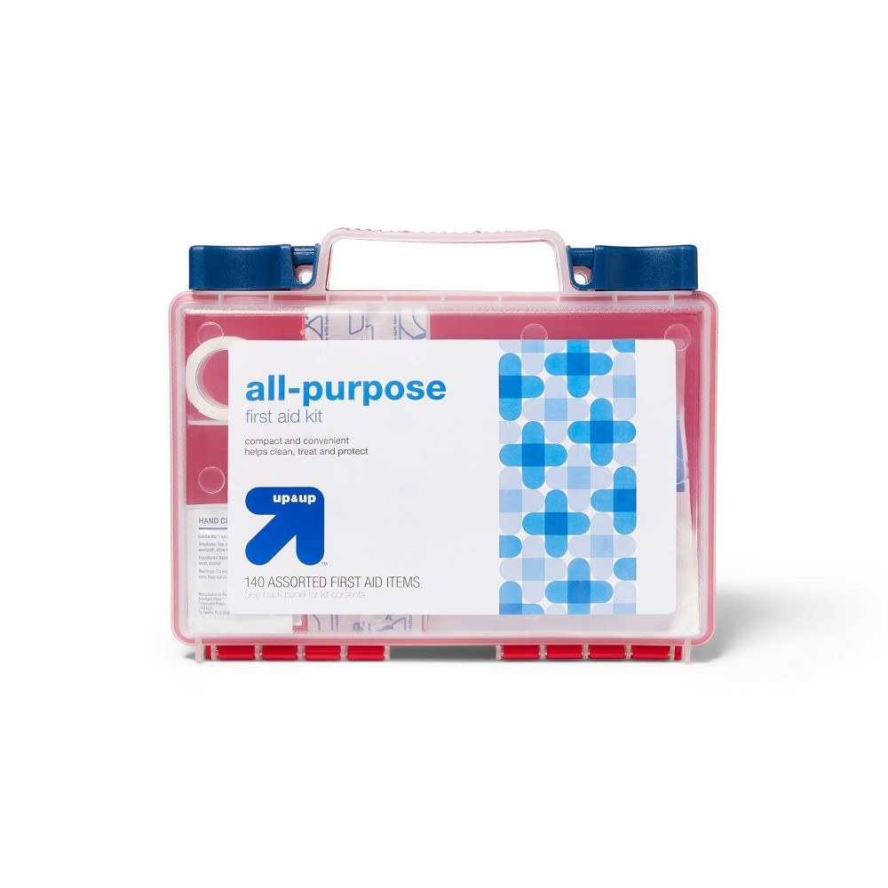 All Purpose First Aid Kit 140pc Up 38 Up 8482