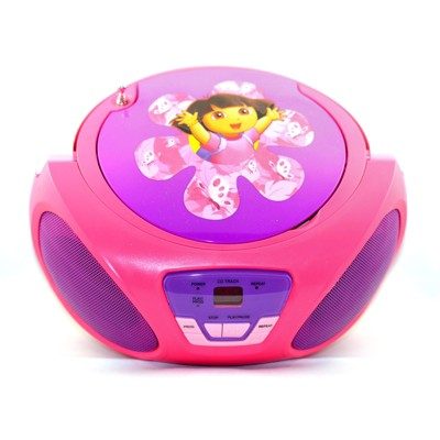 Character CD Player Boombox