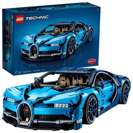 LEGO Technic Bugatti Chiron 42083 image number null