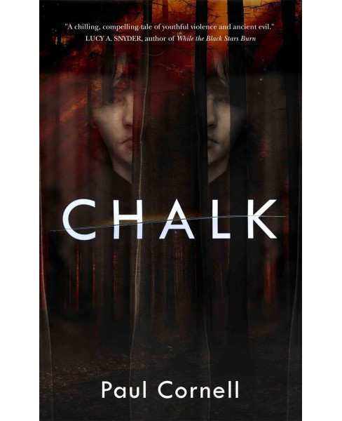 Chalk (Paperback) (Paul Cornell) - image 1 of 1