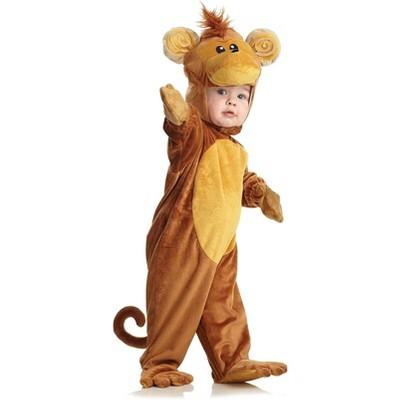 Underwraps Costumes Monkey Costume Child Toddler
