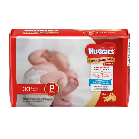 Huggies Little Snugglers Baby Diapers Jumbo Pack (Select Size) - image 1 of 4