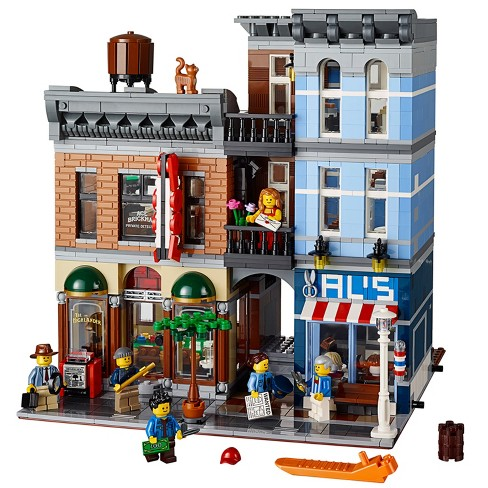LEGO® Creator Expert Detective's Office 10246 - image 1 of 4