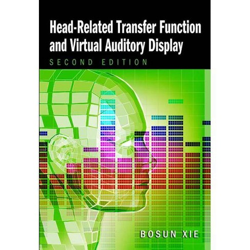 Head-Related Transfer Function and Virtual Auditory Display - (Title in J. Ross Publishing's Acoustic) - image 1 of 1