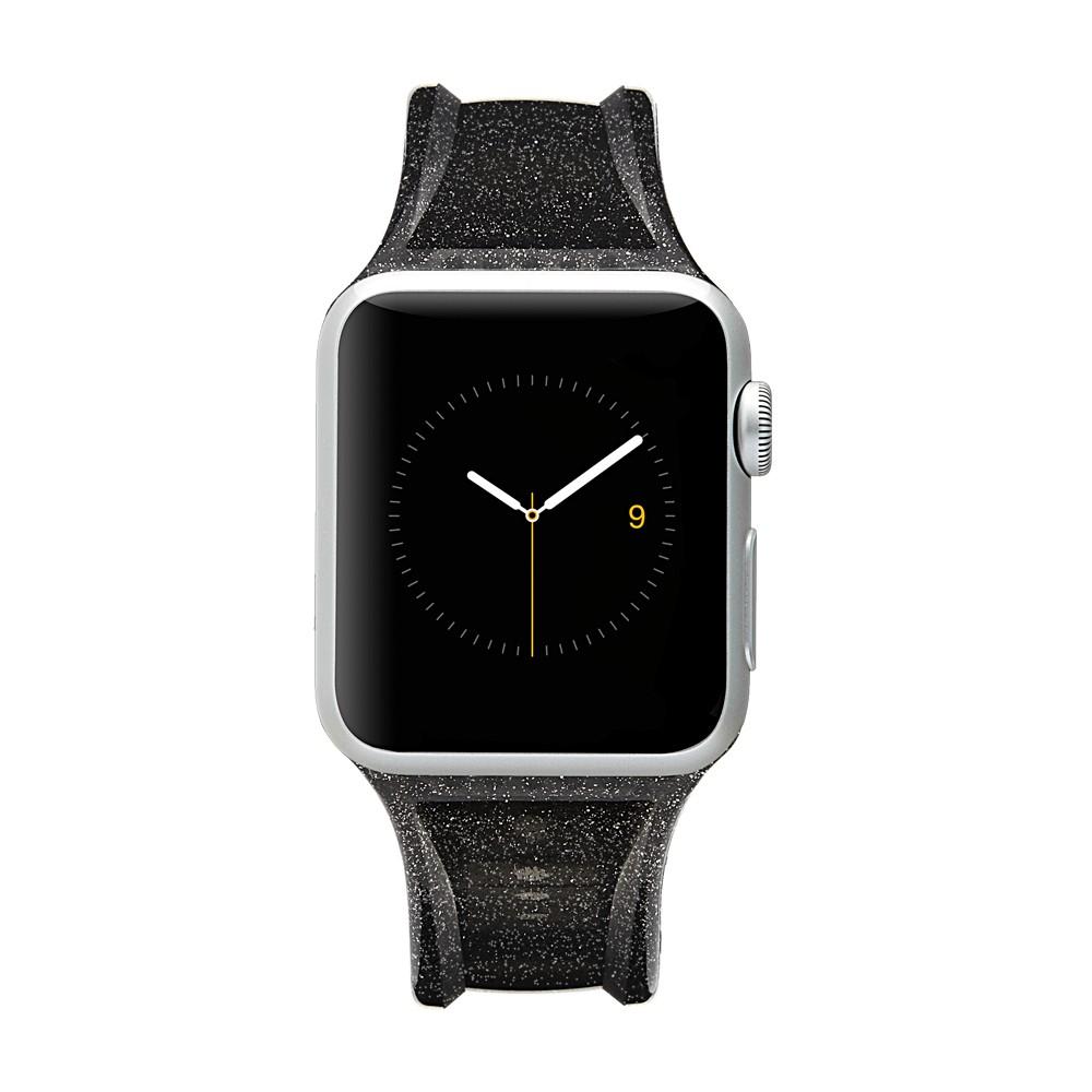 Case-Mate Sheer Glam Apple Watch Band 38mm - Black Case-Mate Sheer Glam Apple Watch Band 38mm - Black Gender: Unisex.
