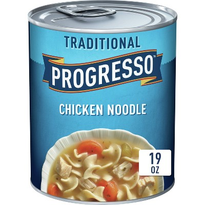 Progresso Traditional Chicken Noodle Soup - 19oz