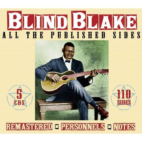 Blind Blake - All the Publishedsides (CD) - image 1 of 1