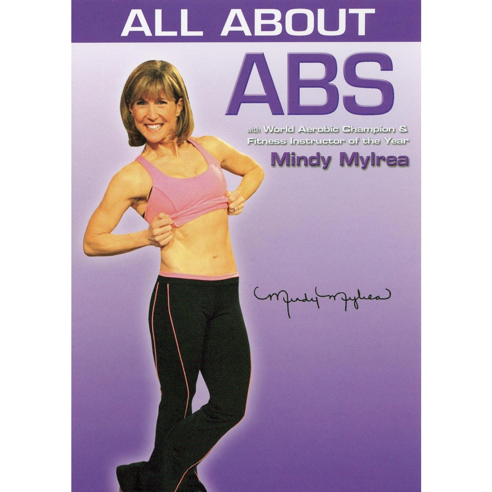 Mindy Mylrea:All About Abs (Dvd)