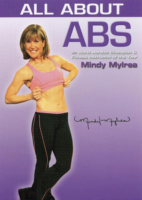 Mindy Mylrea:All About Abs (DVD) - image 1 of 1