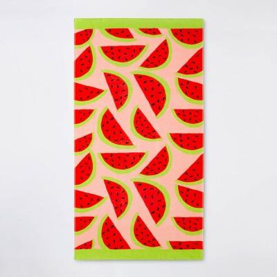 Watermelon Beach Towel - Sun Squad™