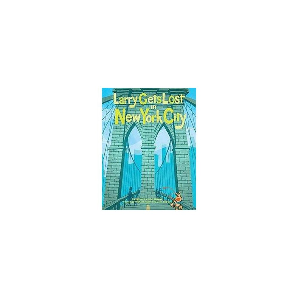 Larry Gets Lost in New York City (Hardcover)