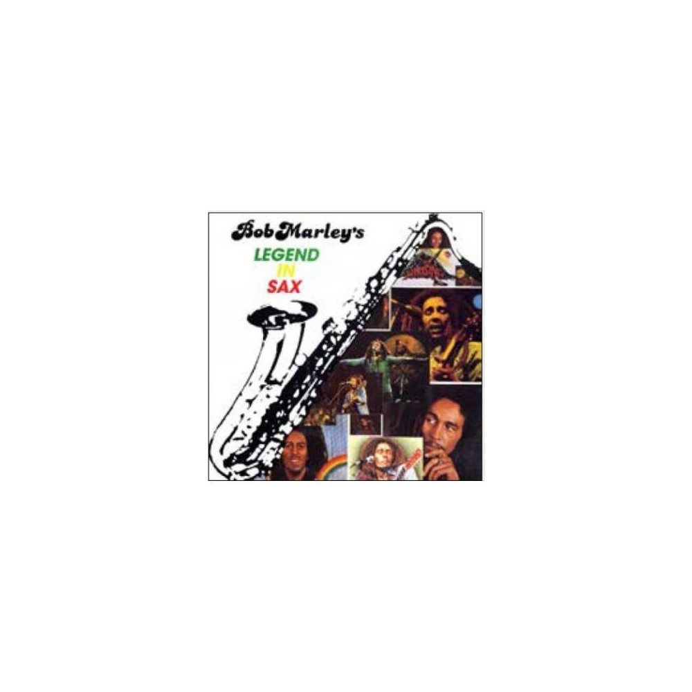 Bob Marley - Legend In Sax (Vinyl)