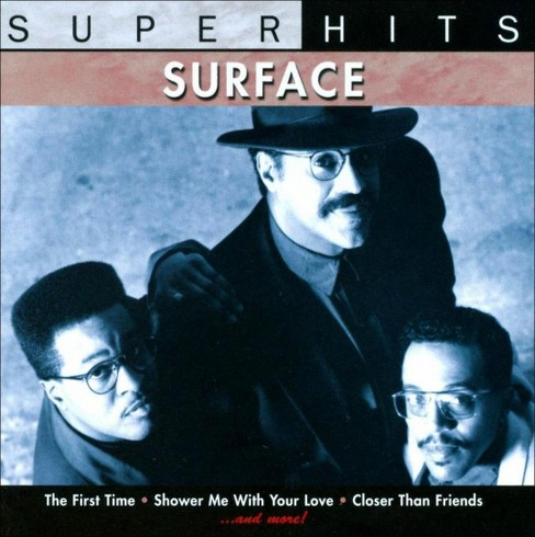 Surface - Super hits (CD) - image 1 of 1